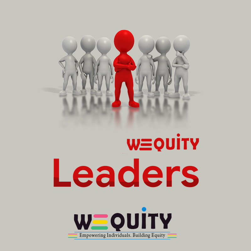 wequity leaders